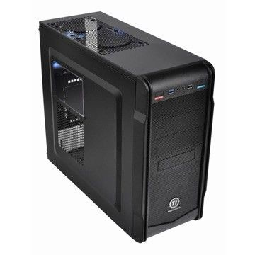 Thermaltake Obudowa Thermaltake Versa G1 Black/USB3.0