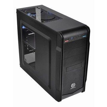 Thermaltake Versa G1 USB3.0 Window (120mm, LED), czarna