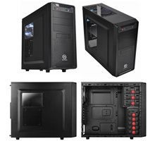 Thermaltake Obudowa Thermaltake Versa G2 Black/USB3.0/Win
