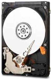 Western Digital Dysk twardy WD Blue, 2.5'', 750GB, SATA/600, 5400RPM, 8MB cache