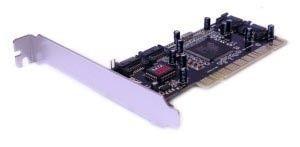 Unitek Kontroler PCI, 4x SATA II + RAID