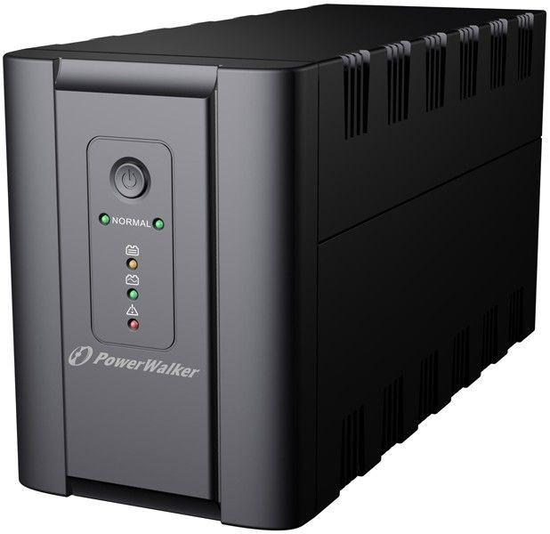 Power Walker UPS Line-Interactive 2200VA 2x SCHUKO, 2x IEC C13, RJ11/RJ45, USB