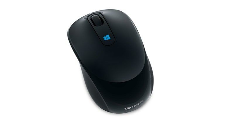 Microsoft Sculpt Mobile Mouse 43U-00003