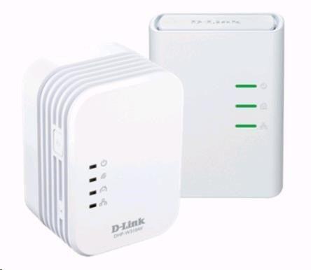 D-Link DHP-W311AV PowerLine AV 500 Wireless N Mini Extender Starter Kit