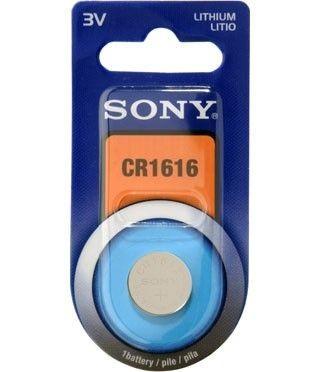 Sony BATERIA CR1616 (1SZT BLISTER)