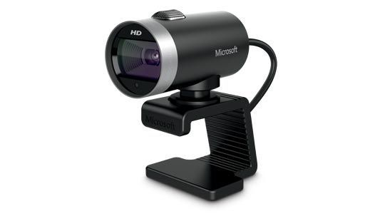 Microsoft LifeCam Cinema for Bsnss Win USB Port NSC Euro/APAC Hdwr For Bsnss 50 Hz
