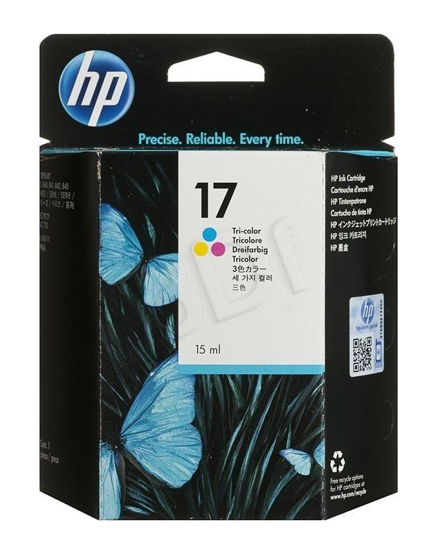 HP Atrament/17 Tri-color