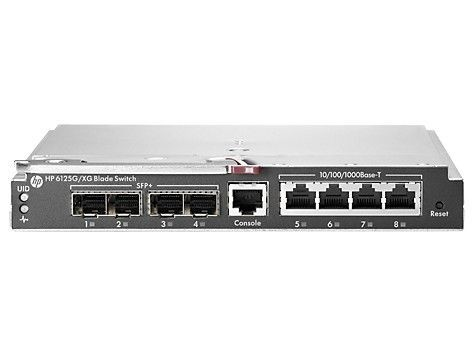 HP 6125G/XG Ethernet Blade Switch 658250-B21