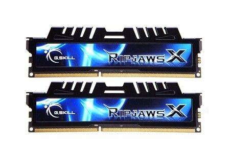 GSkill DDR3 4GB (2x2GB) RipjawsX 1333MHz CL7 XMP
