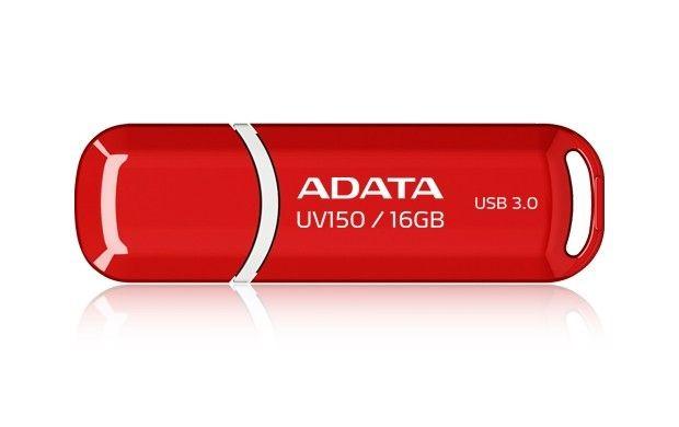 A-Data Adata pamięć USB UV150 16GB USB 3.0 Czerwony