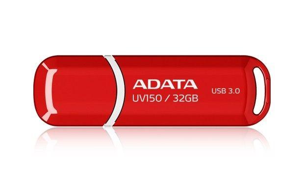 A-Data Adata pamięć USB UV150 32GB USB 3.0 Czerwony