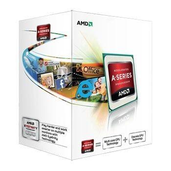 AMD A4-4000 - 2-Rdzenie - 3.0 GHz (Richland) - Radeon HD 7480D - box