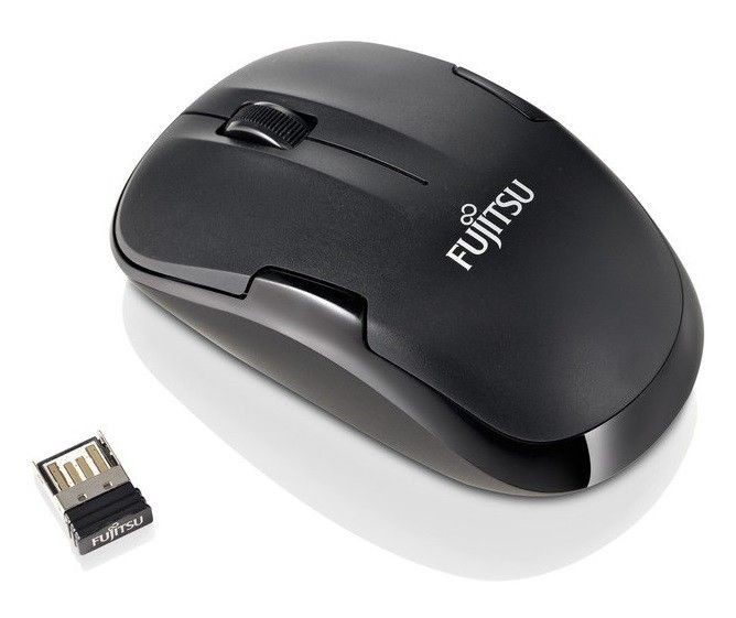 Fujitsu Wireless Notebook Mouse WI200
