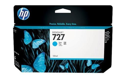 HP Tusz HP 727 cyan | 130 ml