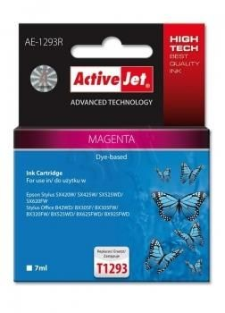 ActiveJet Tusz ActiveJet AE-1293R | Magenta | 7 ml | Epson T1293