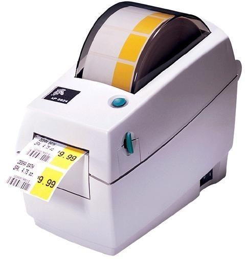 Zebra Drukarka etykiet TLP2824 Plus/termotransferowa/203dpi/USB/RS-232