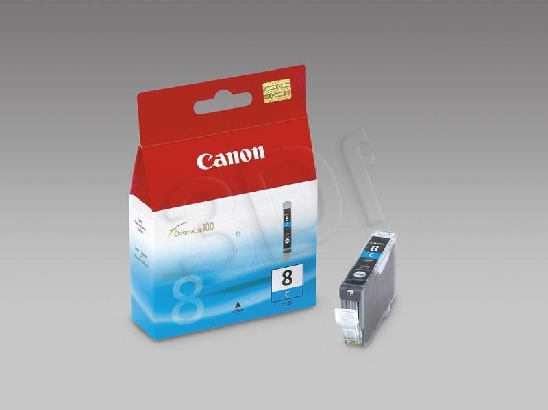 Canon CLI-8C ink cyan 13ml for Pixma MP800 500 iX4000 iX5000