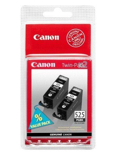Canon Tusz Czarny PGI-525TWIN=PGI525PGBK Twin Pack=4529B010 Zestaw 2xBk 2xPGI525PGBK