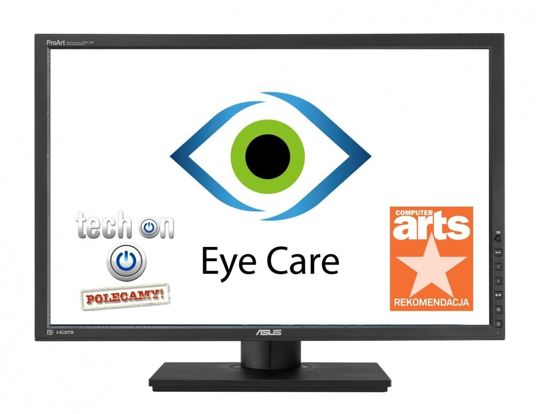 Asus Monitor Asus PA249Q 24, panel IPS, DVI/HDMI/DP, 99 Adobre RBG, ZBD 36mc