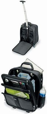 Kensington Contour Overnight Notebook Roller (torba na kółkach)