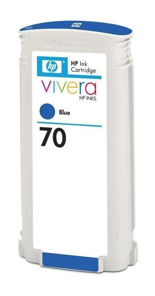HP wkład atramentowy no 70 blue Viviera (130ml)