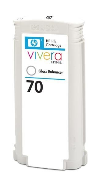 HP wkład atramentowy no 70 gloss enhancer (130ml)