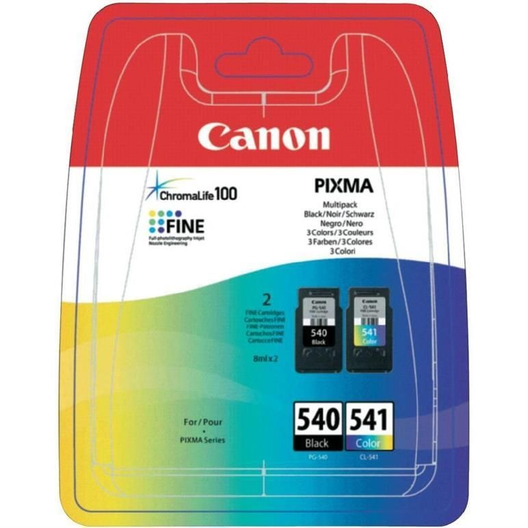 Canon Głowica PG540/CL541 multipack BLISTER | MG2150/MG3150