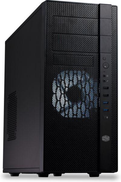 Cooler Master obudowa komputerowa N400 czarna ( bez zasilacza )
