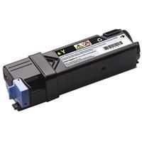Dell 2150cn/cdn & 2155cn/cdn Standard Capacity Yellow Toner - Kit | 1200 str.