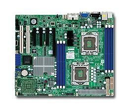 Supermicro DP, Xeon 5600/5500 processors, 5500 chipset, ATX (12 x 10)