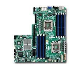 Supermicro DP, Xeon 5600/5500 processors, 5520 chipset, Proprietary UIO (12.075 x 13.05)