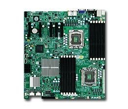 Supermicro DP, Xeon 5600/5500 processors, 5520 chipset, E-ATX (12 x 13), SAS2 via LSI 200