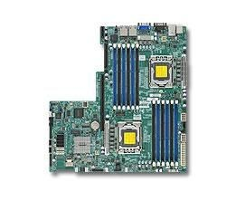 Supermicro DP, Xeon E5-2400 processors, C602 chipset, Proprietary UIO (12 x 13)