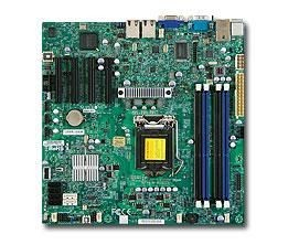 Supermicro UP, Xeon E3-1200 & E3-1200 v2, 2nd & 3rd gen Core i3 Processors, C204 chipset, M