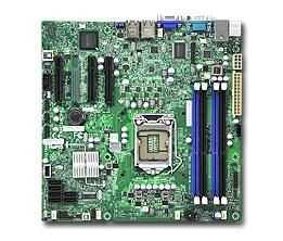 Supermicro UP, Xeon E3-1200 & E3-1200 v2, 2nd & 3rd gen Core i3 Processors, C202 chipset, M