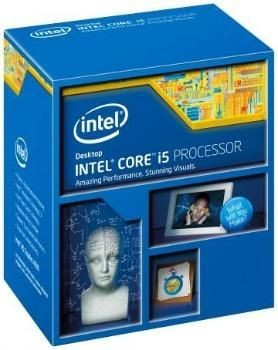 Intel Core i5-4670, Quad Core, 3.40GHz, 6MB, LGA1150, 22nm, 84W, VGA, BOX