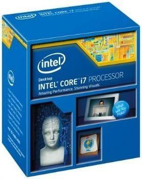 Intel Procesor Core i7-4770S czwartej generacji (8M Cache, do 3.90 GHz) BOX 1150 BX80646I74770S 928639 BOX