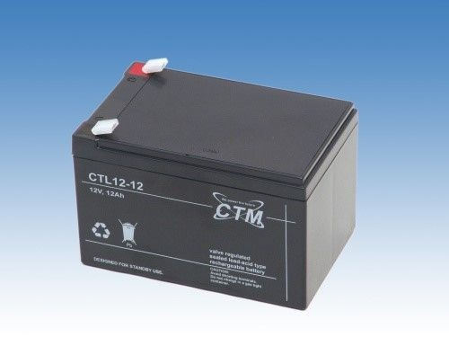 CyberPower Baterie - CTM CTL 12-12L (12V/12Ah - Faston 250)