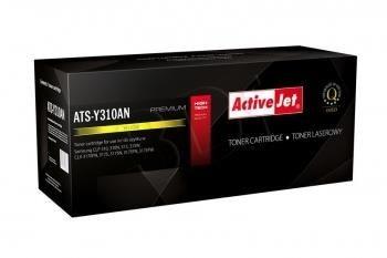 ActiveJet Toner ActiveJet ATS-Y310AN | Żółty | 1000 pp | Samsung CLT-Y4092S