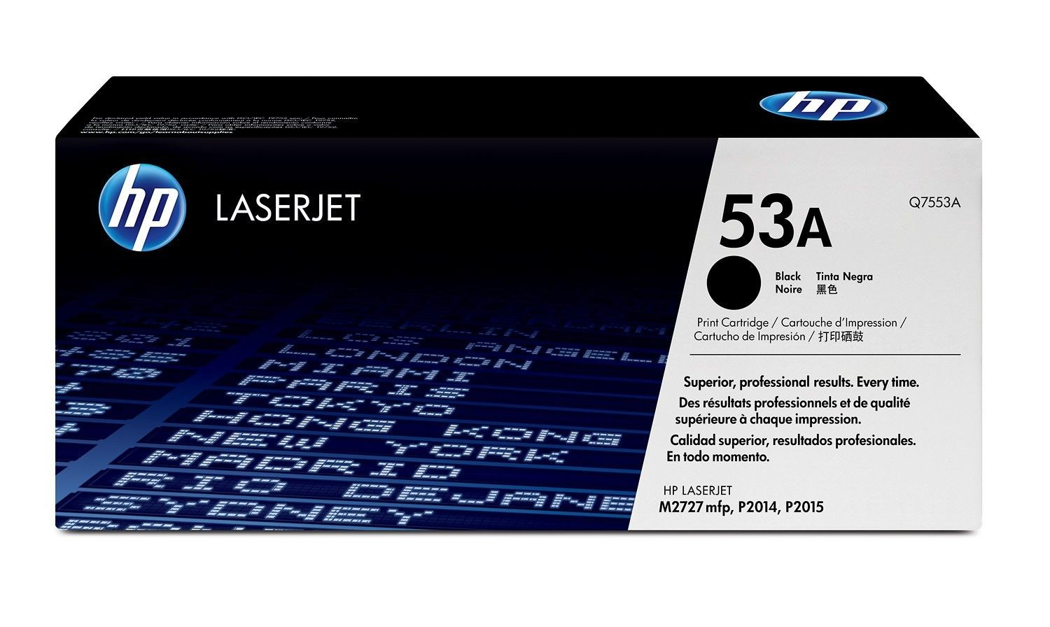 HP Toner HP black | 3000str | LJP2015