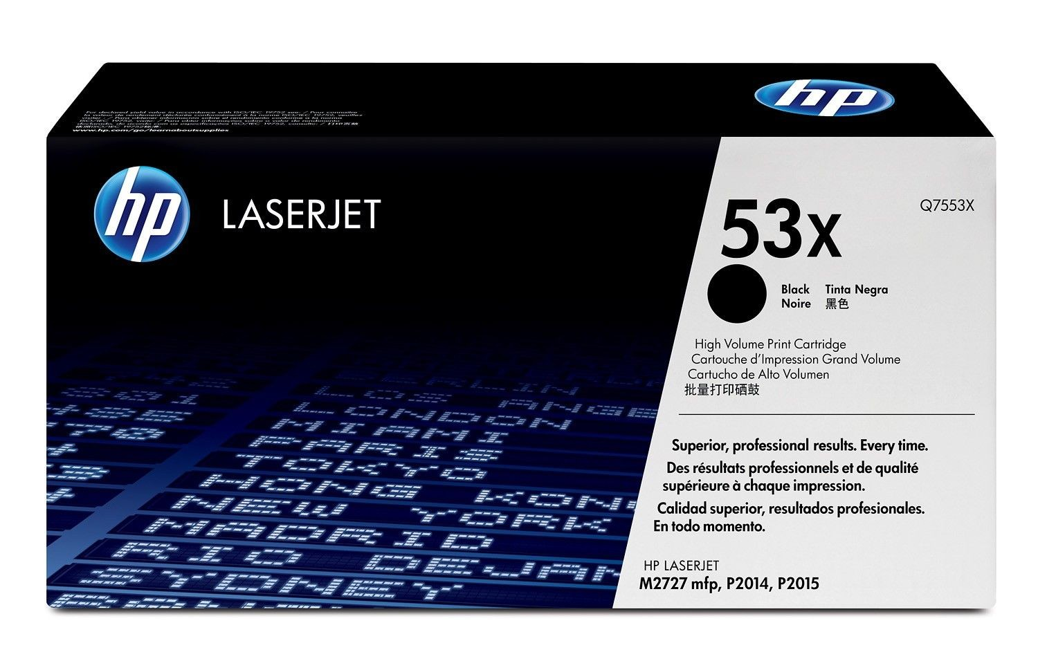 HP Toner HP black | 7000str | LJP2015