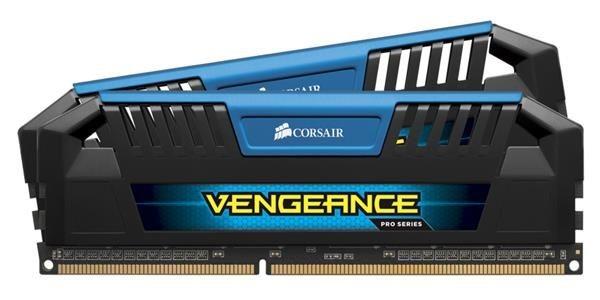Corsair Vengeance Pro 2x8GB 1866MHz DDR3 CL9 1.5V, Niebieska