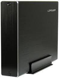 LC-Power OBUDOWA 3,5' LC-35U3-BECRUX USB 3.0 SATA-600 CZARNA