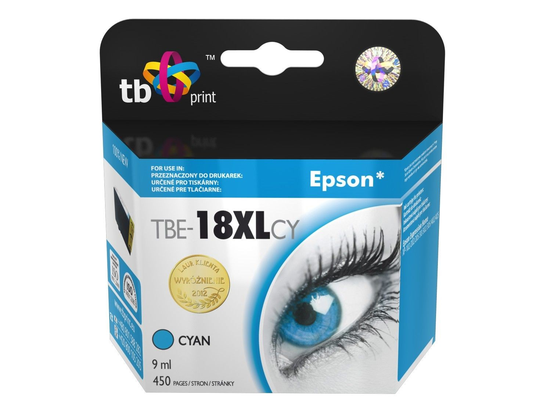 TB Print Tusz do Epson XP 302 TBE-18XLCY CY