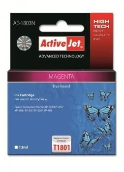 ActiveJet Tusz ActiveJet AE-1803N | Magenta | 13 ml | Epson T1803