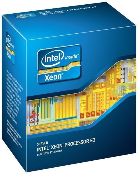 Intel Procesor Xeon E3-1240V3 3400MHz 1150 Box
