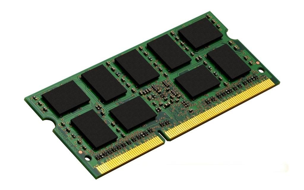 Kingston 8GB 1333MHz DDR3L CL9 ECC Unbuffered SODIMM 1.35V