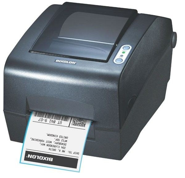 Bixolon Drukarka etykiet Bixolon T400 /Termotransfer/ 203dpi/ USB/ RS232/PrintServer