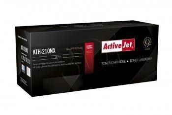 ActiveJet Toner ActiveJet ATH-210NX | Czarny | 2400 pp | HP CF210X (131X), Canon CRG-73