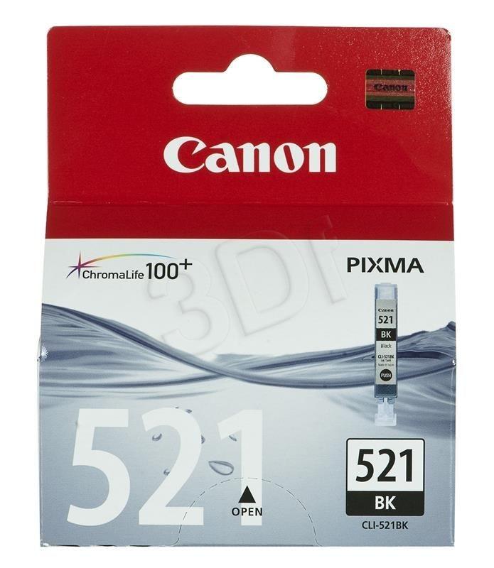 Canon Tusz 521 Black 2933B001